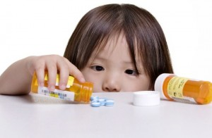 Child with Drugs
