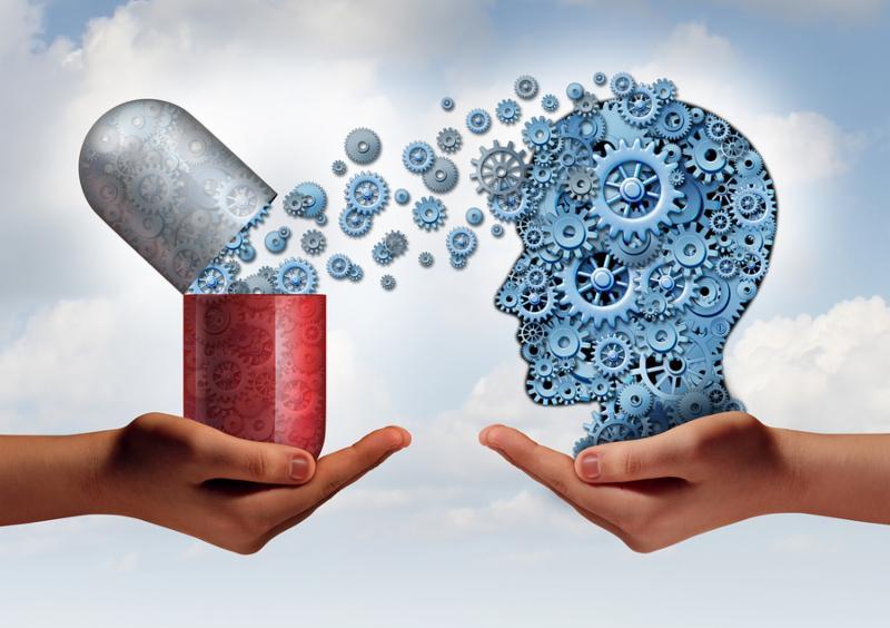 Crazy Brain Medicine
