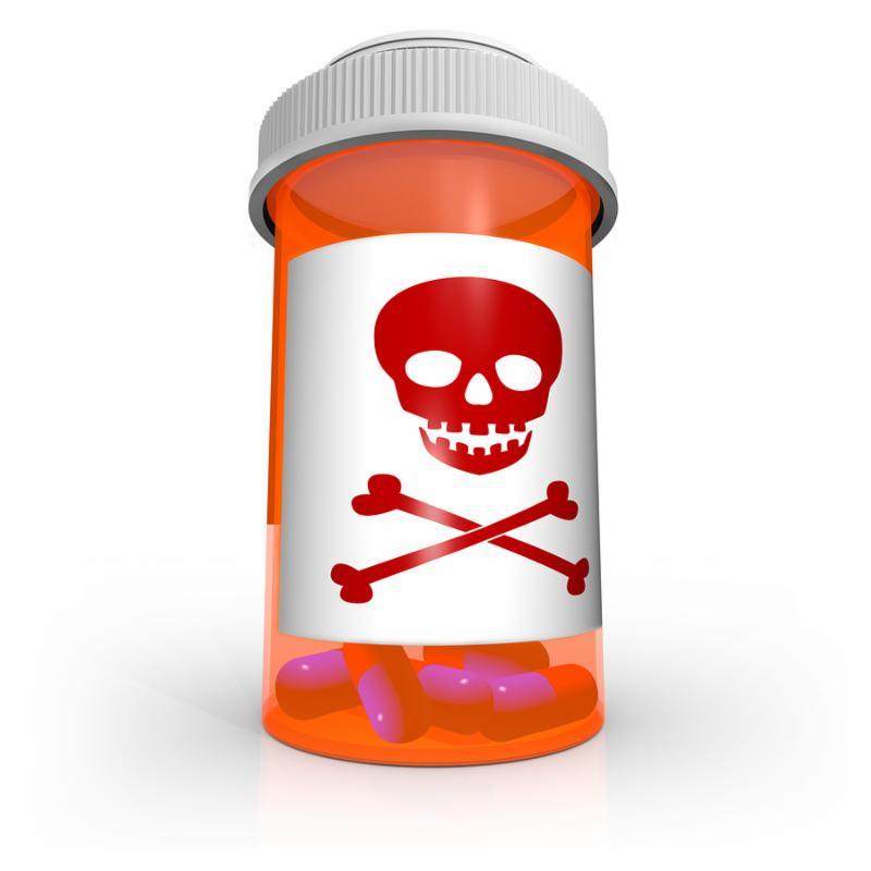 Poison Pill Bottle