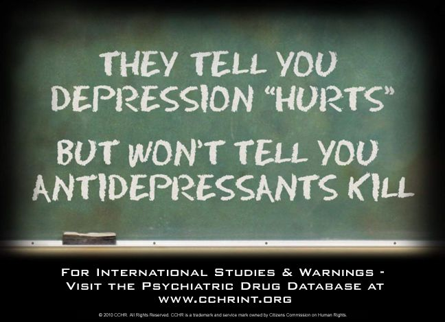 CCHR Calls Traditional Observance of Mental Health Month into Question
