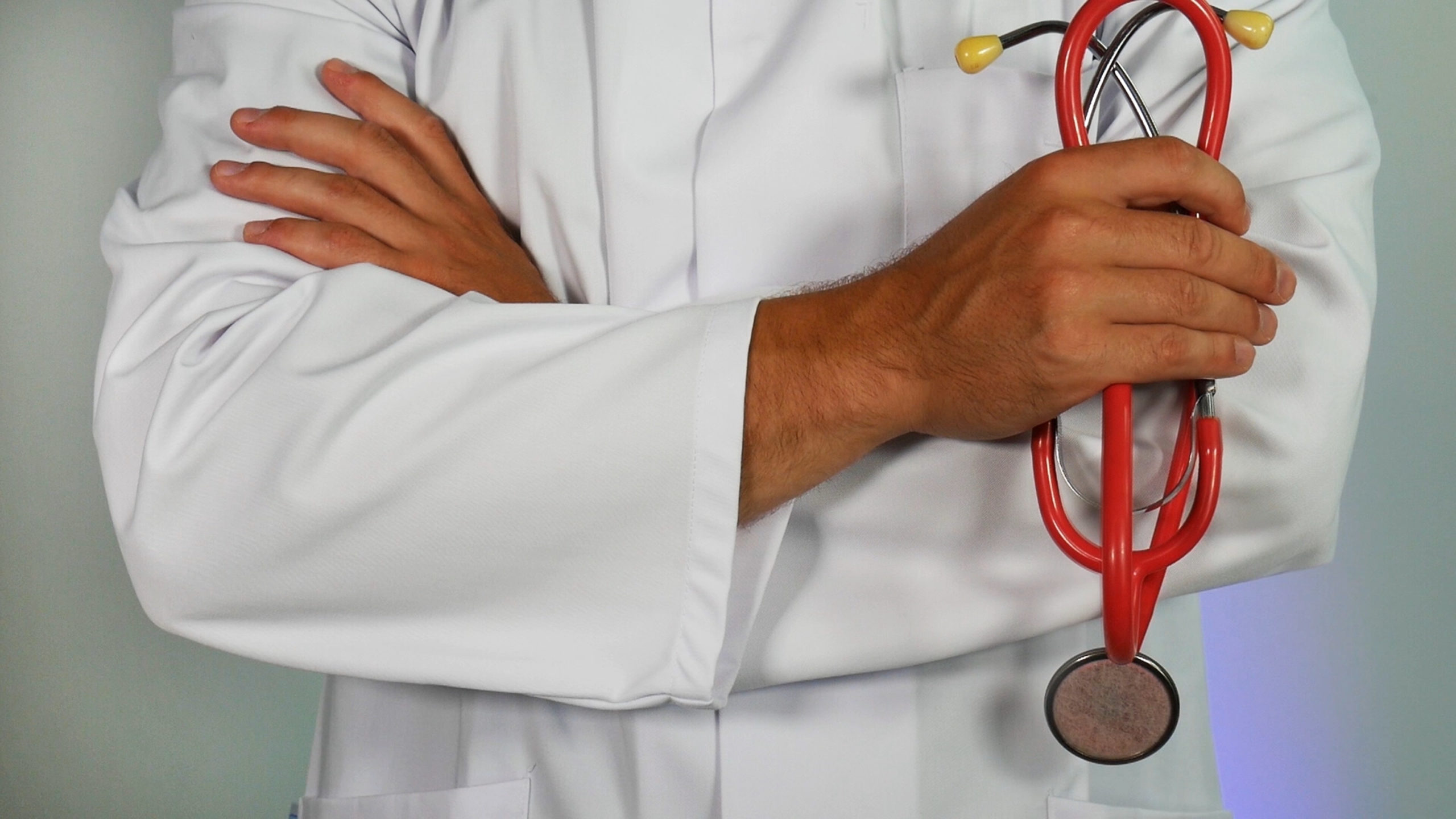 """Studies have shown that people tend to believe whatever their doctor tells them. This is sometimes called """"white coat syndrome."""""""