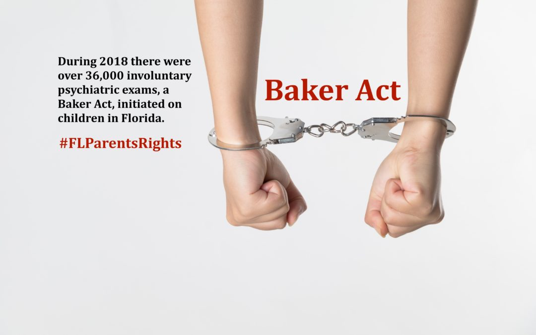 Mental Health Watchdog Offering Continuing Education Course on the Baker Act
